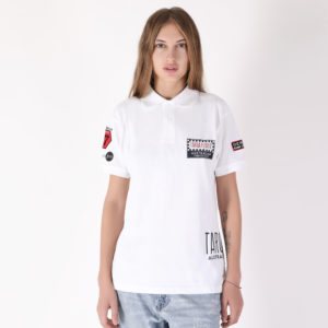 Targa Florio X World of Jass Polo Tee